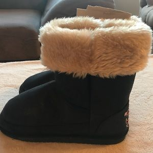 Shoes - WSU Cougars Boots NWT 8